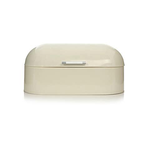 Asda Homeware Kitchen by George Home Cream Bread Bin Kitchen Storage Asda Direct