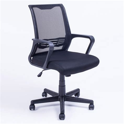 Office Chairs For Back by Motala Office Chair Black Office Chairs Jysk Canada