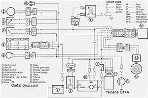 Yamaha G16 Golf Cart Wiring Diagram  U2013 Vivresaville Com