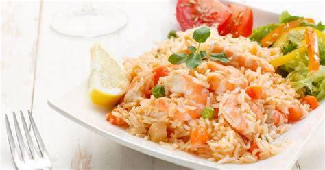 cuisine thailandaise recettes faciles recettes de salade de riz faciles rapides minceur pas