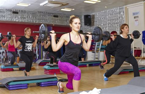 Fitness Centres And Classes In