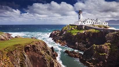 Lighthouse 4k Wallpapers Ocean Beach Wallpapersafari