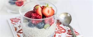Chia Samen In Joghurt : chia joghurt pudding steviasweet ~ Orissabook.com Haus und Dekorationen