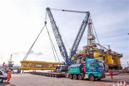 Heavy Lift Cranes Allelys Hire Haulage Recruitment