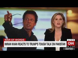 Imran Khan's Interview With Hala Gorani at CNN On Trump's ...