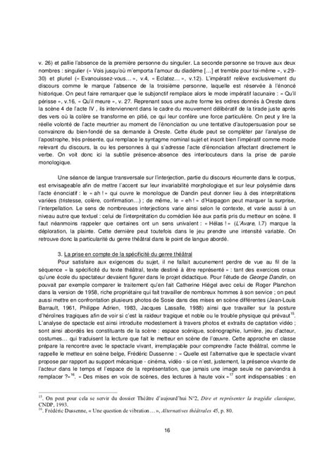 Andromaque Resume Acte by Dissertation Andromaque Tragdie