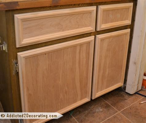 how make kitchen cabinets doors bathroom makeover day 3 how to make cabinet doors