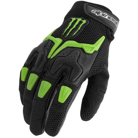 monster energy motocross gloves alpinestars m20 air summer vented monster energy cruiser
