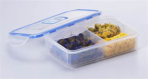 container cuisine china 880ml divided food storage container china plastic