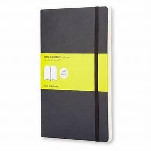 Carnet Page Blanche : carnet moleskine grand format 13 x 21 cm pages blanches ~ Teatrodelosmanantiales.com Idées de Décoration