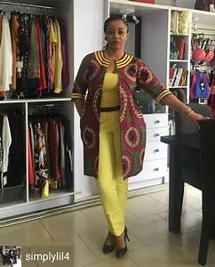 Tenue Femme Pour Bapteme : 50 tenues en pagne pour hommes femmes et enfants fashion blazer fashion african traditional ~ Melissatoandfro.com Idées de Décoration