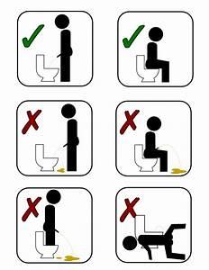 Bathroom Instructions By Mrknuckles On Deviantart