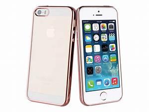 Coque Iphone 5 : muvit life bling coque de protection pour iphone 5 5s se or rose coques iphone ~ Teatrodelosmanantiales.com Idées de Décoration