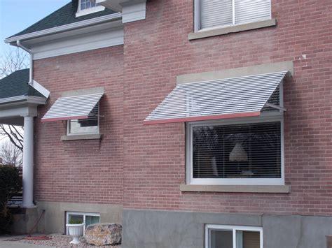 huishs awnings pergolas   utah residential window awnings