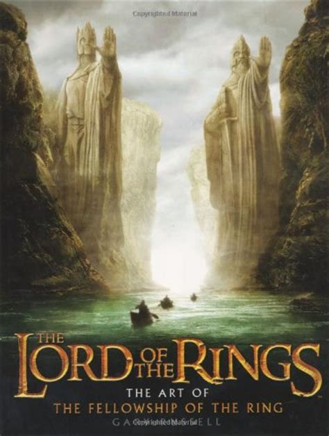 The Fellowship Of The Ring (the Lord Of The Rings #1