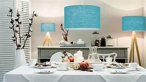 Lampe Bleu Canard : lampe chevet bleu canard lampe table de chevet design marchesurmesyeux ~ Teatrodelosmanantiales.com Idées de Décoration
