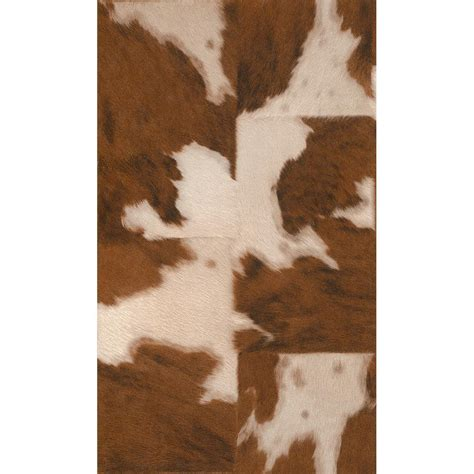 Faux Animal Skin Wallpaper - new rasch cow skin pattern faux effect animal fur print