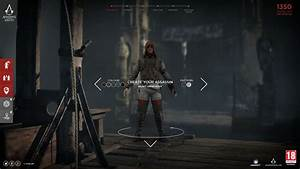 Assassin's Creed Unity Character Customization Minigame ...