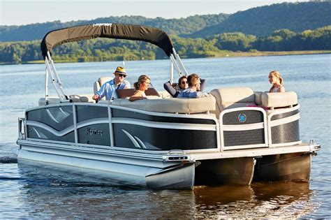Used Pontoon Boats Value by Montgomery New And Used Boats For Sale
