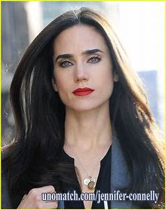 Jennifer Connelly is an American film actress, who began ...