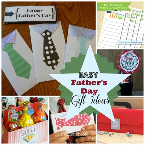 and easy s day gifts diy father s day gift ideas