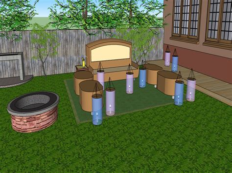 3 ways to arrange patio furniture wikihow