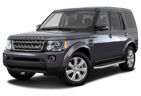 2016 Land Rover Lr4 Reviews, Images, And Specs