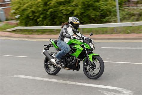 Review Kawasaki Z250sl by Kawasaki Z250sl 2015 On Review Mcn