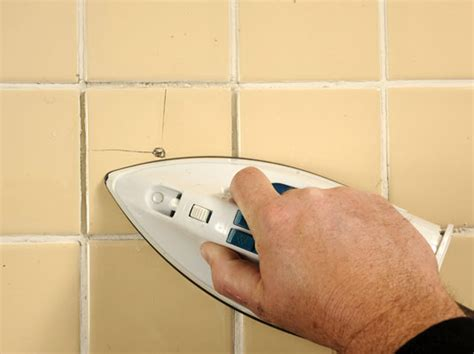 replace broken ceramic tile dummies