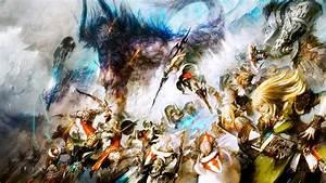 Square Enix Anuncia Que Todo El Mundo Podr Probar Final
