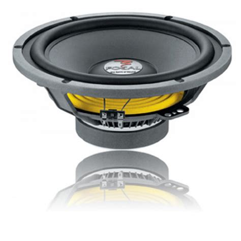 free air subwoofer 27v2 fa focal 11 quot free air polyglass cone subwoofer