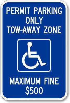application  handicap parking permit speeds