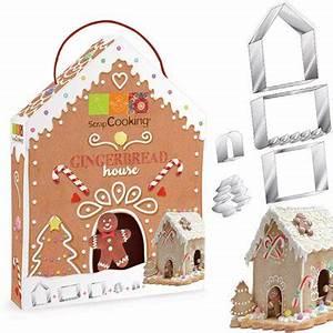 Kit Maison En Pain D épice : kit d coupoirs maison pain d 39 pices scrapcooking kookit ~ Teatrodelosmanantiales.com Idées de Décoration