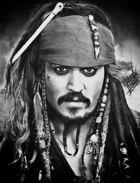 Jack Sparrow Wallpapers (41 Wallpapers)  Art Wallpapers