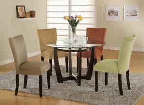 stylish kitchens dining room design with bloomfield kitchen dinette sets glass top round bistro