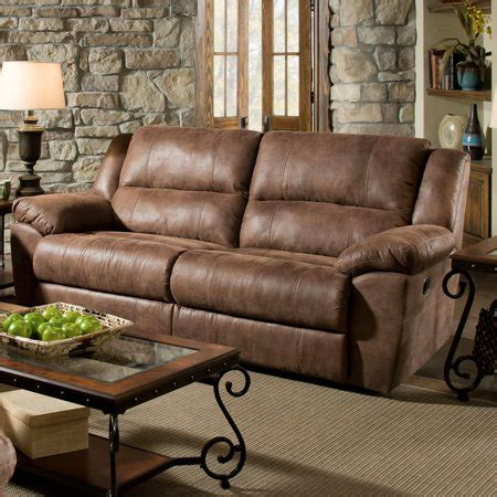 Simmons Loveseat Recliner by Simmons Upholstery Motion Sofa Mocha