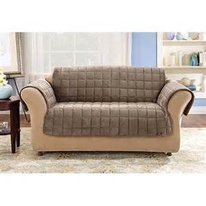 sure fit deluxe sofa pet throw home decor