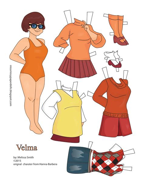 Scooby Doo Characters Pictures Velma Impremedianet