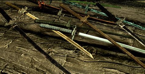 skyrim katana mods ps4 xbox mod pack pc types usgamer riverwood network coller nothing than void