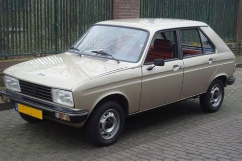 peugeot 105 for sale different shades of peugeot 105 all equally attractive