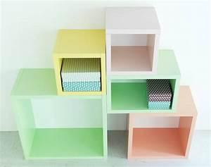 Meuble De Rangement Cube : mllebagatelles ikea brakig cubes rangement organize ~ Melissatoandfro.com Idées de Décoration