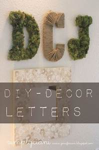 Simply ciani diy moss rope letters letters from for Moss letters michaels