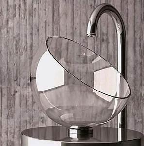 Vasque Originale : salle de bain moderne tendance inspir e par le design ~ Dode.kayakingforconservation.com Idées de Décoration