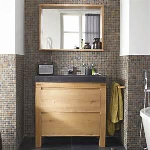 meuble salle de bain bois pas cher mzaolcom With meuble salle de bain pas cher bois