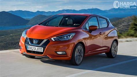 Nissan March 2019 by Preview Nissan March 2019 Bergerak Ke Arah Positif