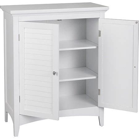 elegant home fashions sicily floor cabinet   shutter