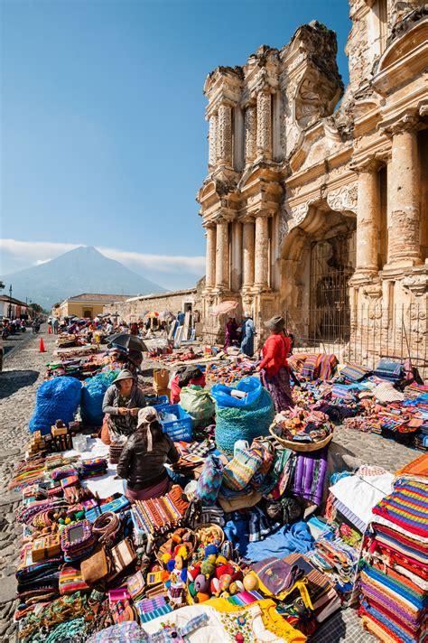 market antigua guatemala shopping lonely planet