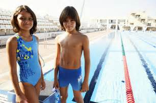 Childrens Bathing Suits Photo