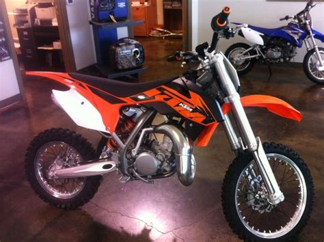 best 85cc motocross bike 2013 ktm 85 sx dirt bike for sale on 2040 motos