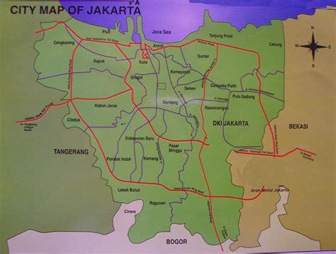 large jakarta maps     print high